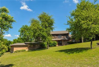 Fort Worth Single Family Home For Sale: 5726 High Point Hill