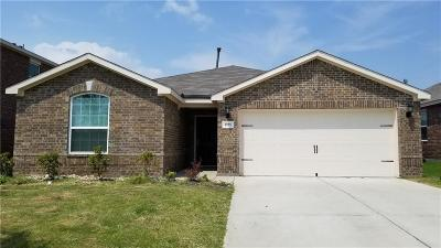 Forney Residential Lease For Lease: 8955 Black Haw Street
