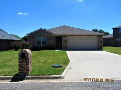 Sherman Single Family Home For Sale: 1725 Fairway Drive