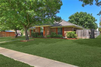 Wylie Single Family Home Active Option Contract: 701 Stoneybrook Drive