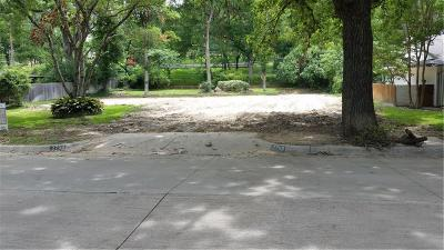 Fort Worth Residential Lots & Land For Sale: 2709 Harlanwood Drive