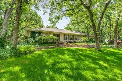 Southlake Single Family Home Active Contingent: 163 Jellico Circle