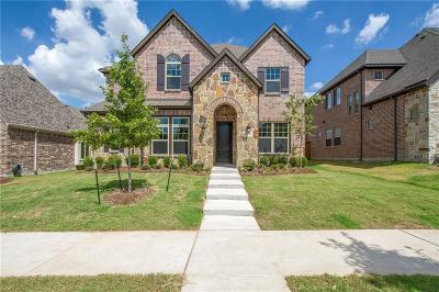 Frisco Single Family Home For Sale: 12254 Curry Creek Drive