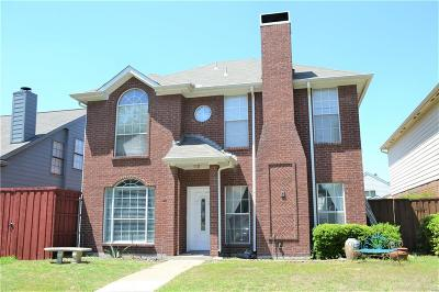 Carrollton Single Family Home For Sale: 1927 Meadowview Court