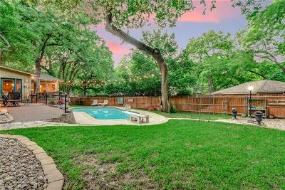 Arlington Single Family Home Active Option Contract: 2103 Valleydale Drive