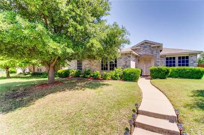 Wylie Single Family Home For Sale: 1403 Leeward Lane