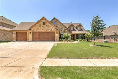 Burleson Single Family Home For Sale: 3142 Shoreline Drive