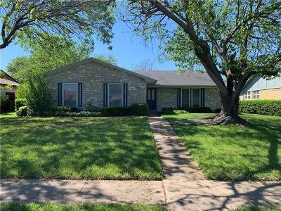 Garland Single Family Home For Sale: 2914 Blueridge Lane