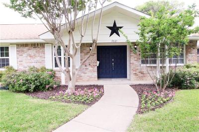 Dallas Single Family Home For Sale: 7821 La Sobrina Drive