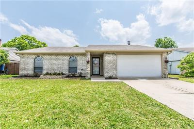 The Colony Single Family Home For Sale: 5561 Rutledge Drive