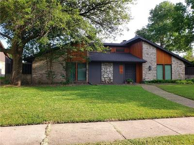 Single Family Home For Sale: 2828 Prairie Creek Drive