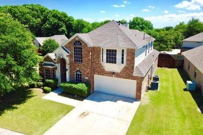 Mckinney Single Family Home For Sale: 3301 Woodbluff Lane