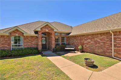 Abilene Single Family Home For Sale: 3250 Valley Forge Road