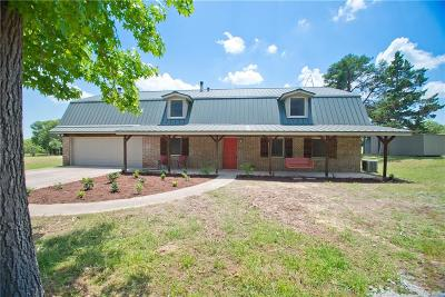 Parker County Single Family Home Active Option Contract: 301 Murr Road
