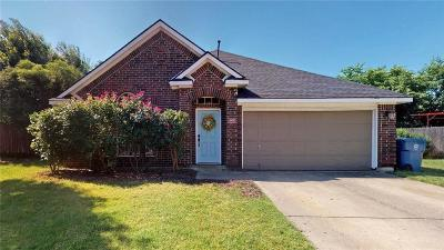 Flower Mound Single Family Home Active Option Contract: 4900 Lansdale Drive