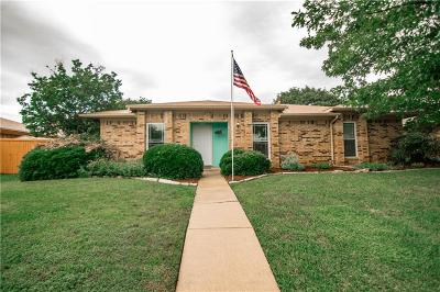 Lewisville Single Family Home For Sale: 1769 Canterbury Lane