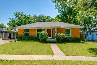 Single Family Home For Sale: 9740 Post Drive