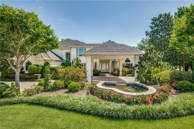 Irving Single Family Home Active Option Contract: 1321 N Cottonwood Valley Circle