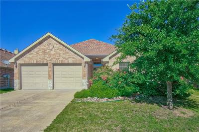 Little Elm Single Family Home For Sale: 1705 Lake Moss Lane
