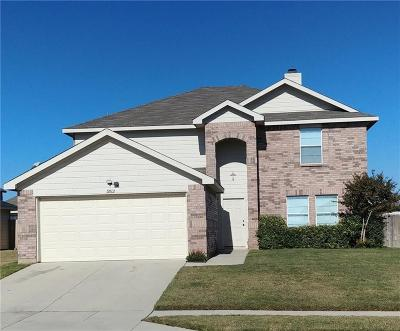 Rhome TX Single Family Home For Sale: $239,000