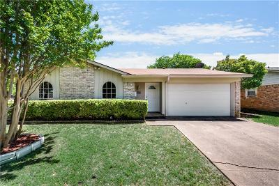 Garland Single Family Home For Sale: 1702 Homestead Place