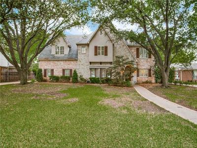 Dallas Single Family Home For Sale: 4959 Nashwood Lane