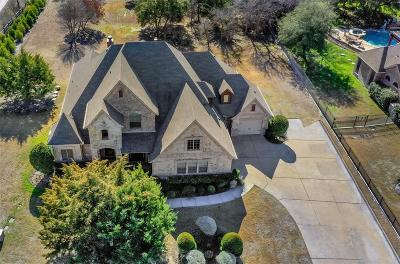 Fort Worth Single Family Home For Sale: 6701 La Cantera Drive