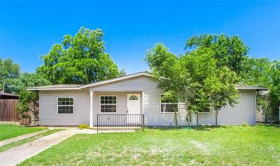 Dallas Single Family Home For Sale: 2511 Bluffton Drive