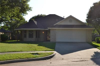 Midlothian Single Family Home Active Option Contract: 1635 Greenway Court