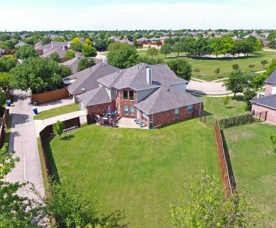 Allen Single Family Home For Sale: 1552 Prairie View Drive