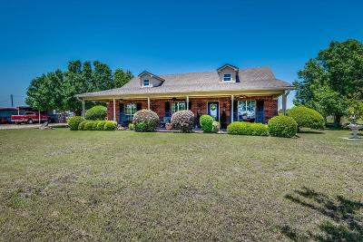 Waxahachie Single Family Home For Sale: 1124 Bardwell Circle