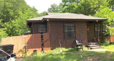 Fort Worth Single Family Home For Sale: 4117 Hawlet Street