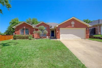 Grand Prairie Single Family Home For Sale: 840 Yellow Tavern Court