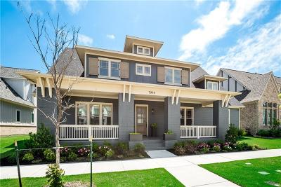 Frisco Residential Lease For Lease: 7988 Vermillion Avenue