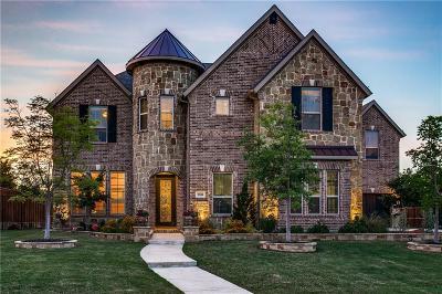 Denton County Single Family Home For Sale: 2108 Veranda Avenue