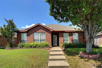 Wylie Single Family Home For Sale: 201 Cobblestone Drive