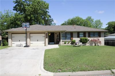 Johnson County Single Family Home For Sale: 1214 Briarwood Drive