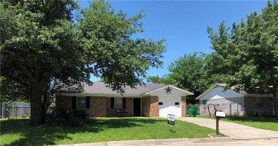Cooke County Single Family Home For Sale: 1313 Noel Drive