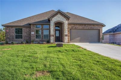 Fort Worth Single Family Home For Sale: 5554 Herks Place