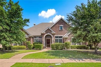 Denton County Single Family Home For Sale: 2150 Greenwood Drive