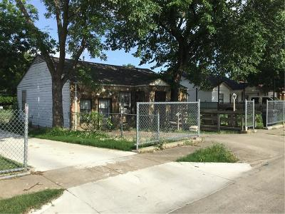 Dallas Single Family Home For Sale: 2706 Arizona Avenue