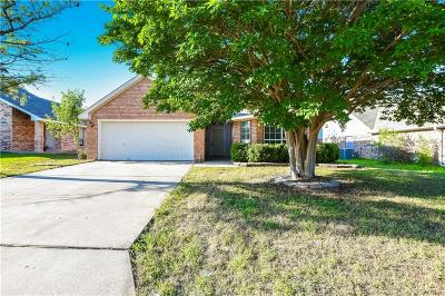 Denton Single Family Home For Sale: 2516 Bauer Drive