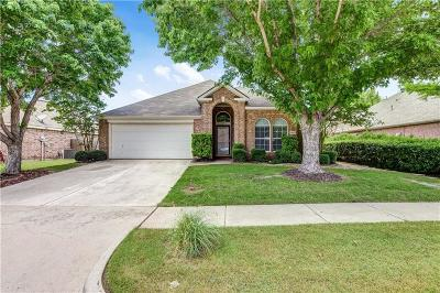 Little Elm Single Family Home For Sale: 1045 Broken Spoke Drive