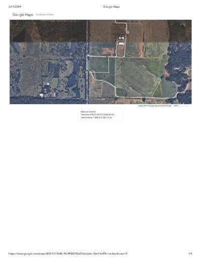 Oak Point Farm & Ranch For Sale: 0000 Yacht Club Drive