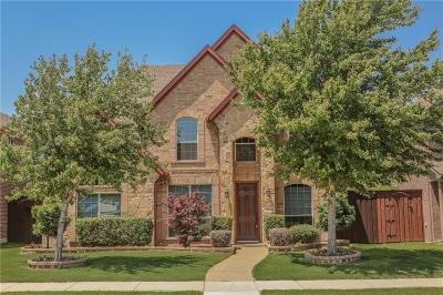 Frisco Single Family Home For Sale: 13841 Mill Town Drive