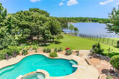 Denton County Single Family Home For Sale: 3112 Lake Creek Drive