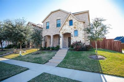 Grand Prairie Single Family Home For Sale: 2927 Fontana