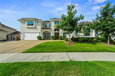 Frisco Single Family Home For Sale: 6023 Amalfi Drive
