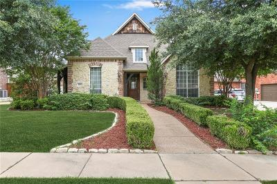 Keller Single Family Home For Sale: 2409 Creekwood Court