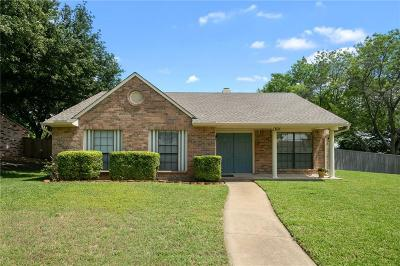 Plano Single Family Home For Sale: 1301 Milford Drive